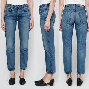 GRLFRND Jane Straight Leg Jeans - School's Out 28